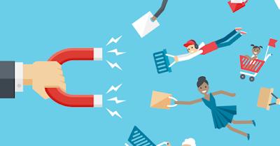 Pemasaran Buku yang efektif via online dan offline
