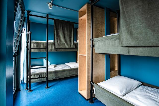 Zimmer im Dock Inn