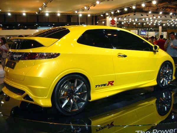 Foto Modifikasi Honda Civic Terbaru 2014 - Modifikasi Motor