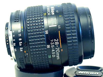 AF Nikkor 28-70mm F3.5~4.5 D