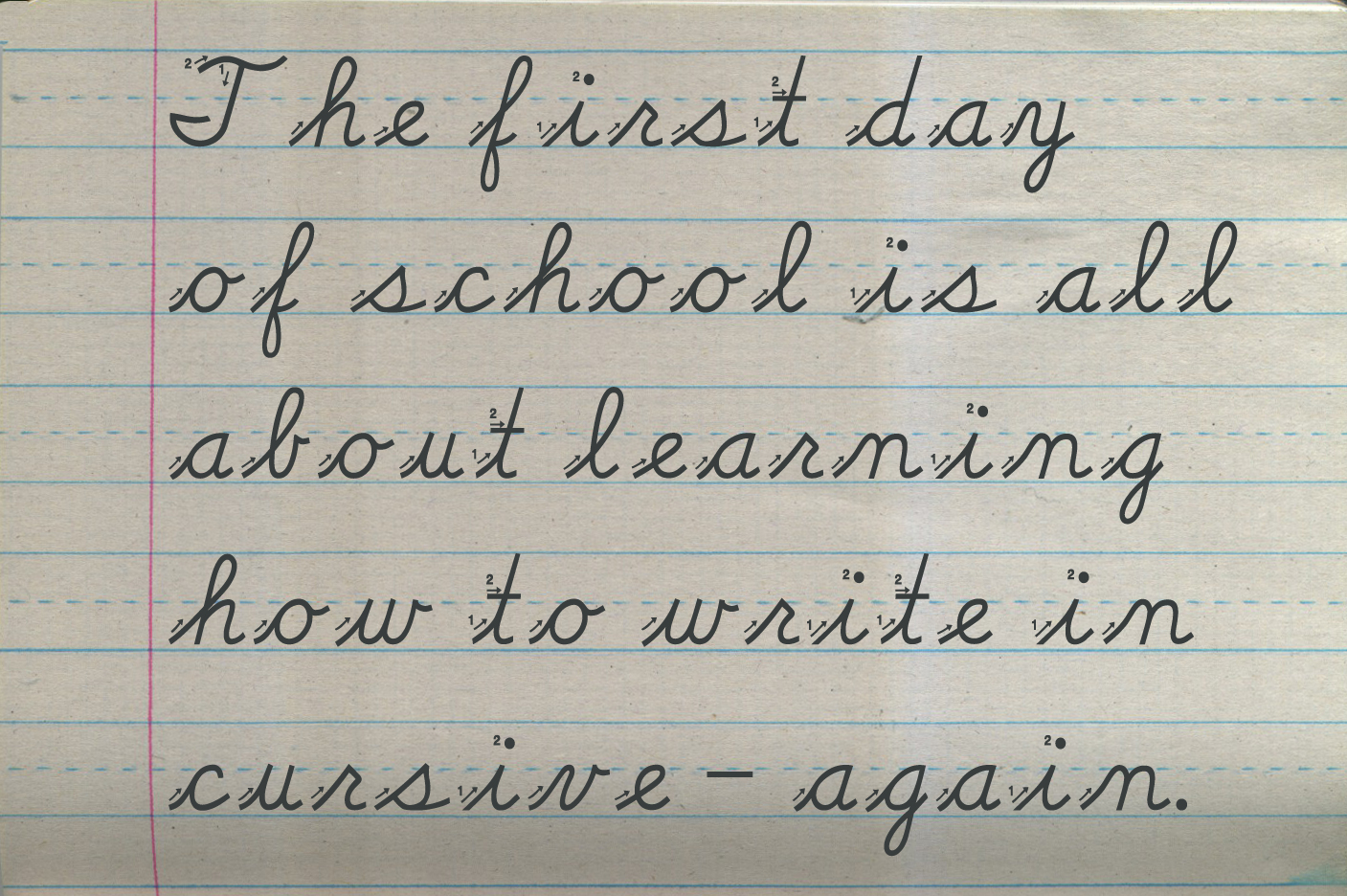 How to write cool cursive - Cursive K | How to Write In
