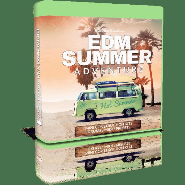 Mainroom Warehouse EDM Summer Adventure