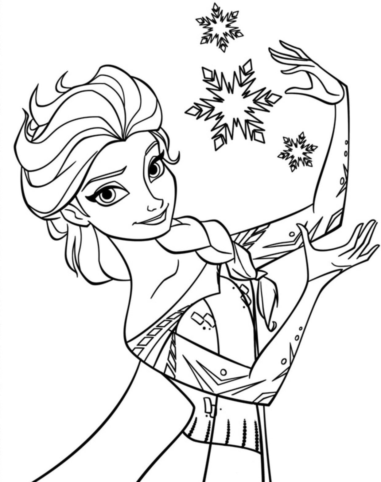 Images Of Frozen Coloring Pages To Print Rock Cafe