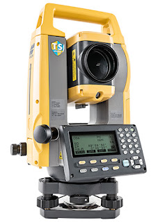 Topcon GM-101 Total Station || 0821 1232 5856