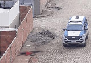 Menor comete homicídio no condomínio  D'Miliano em Itiruçu