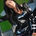 Andrea Rincon, Selena Spice Galeria 5 : Vestido De Latex Negro Foto 104