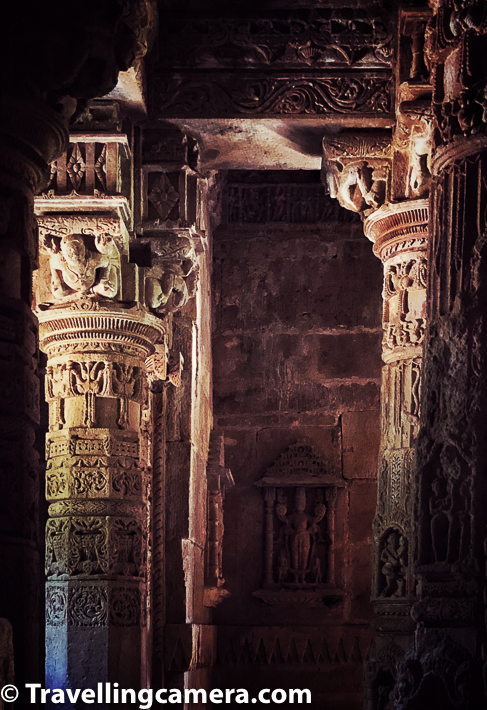 Modhera Sun Temple is a millennium old temple dedicated to Surya in Gujrat state of India. Modhera is around a two hour drive from Ahmedabad. There is no active worship occurring in the temple at present, although there are two shrines to Shiva besides the temple that do see worship.