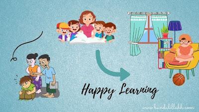 Gambar Happy Learning