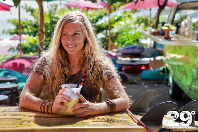 Missa inte On The Juice vid Kuta stranden