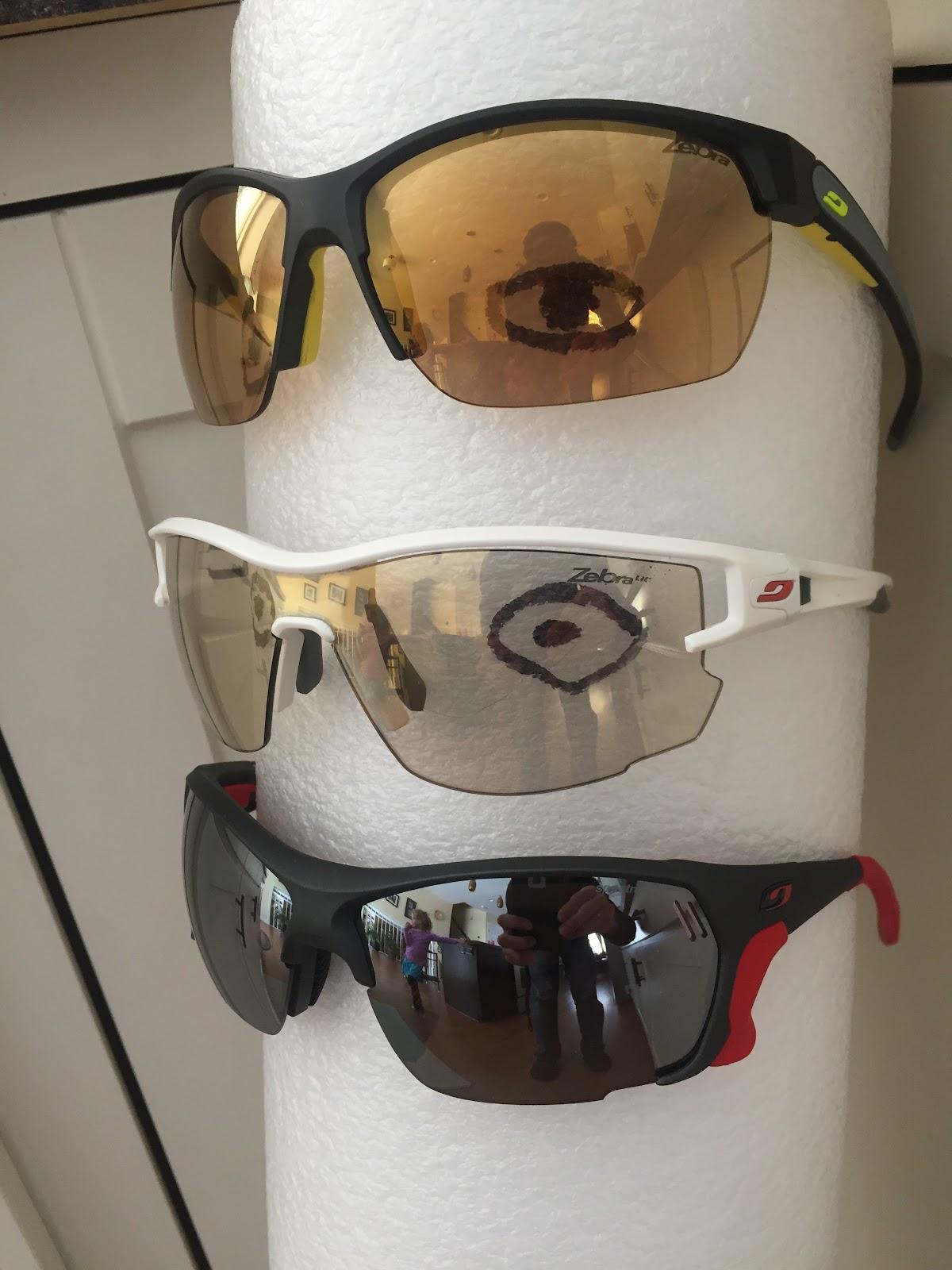 1adada3a469 Road Trail Run  Julbo Performance Photochromic Running Sunglasses ...