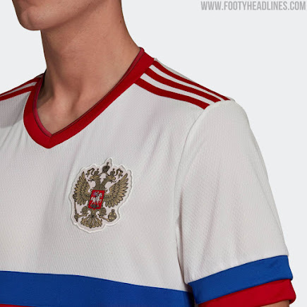Russia EURO 2020 Away Kit Released - Footy Headlines