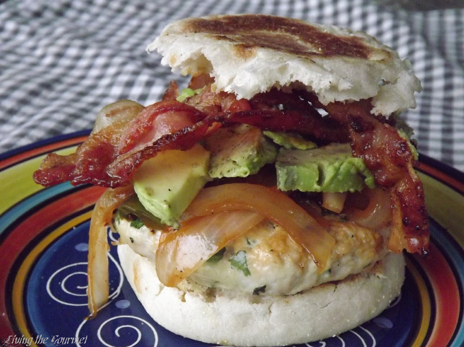 Quick And Easy Chicken Burgers Living The Gourmet