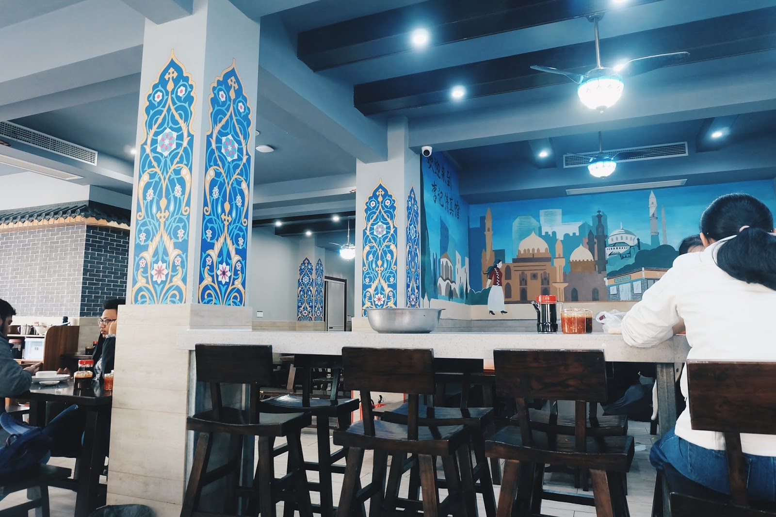 Mencicipi Guotie Resto Halal di Nanjing - Liji Islamic Restaurant Rsjournal