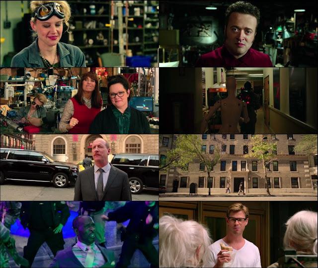 Ghostbusters 2016 Dual Audio 1080p BluRay