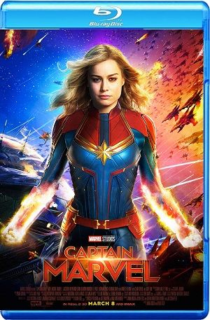 Captain Marvel 2019 BRRip BluRay 720p 1080p