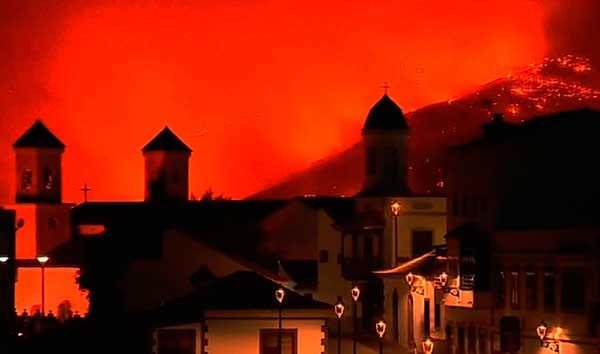Incendio forestal Gran Canaria, agosto 2019