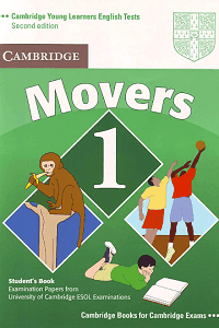 Cambridge Mover 1 - Student's Book - Answer Key - Cambridge