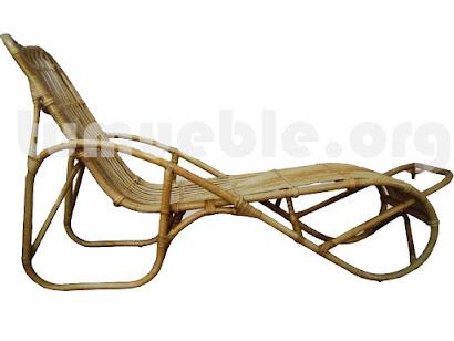 tumbona bambu j416