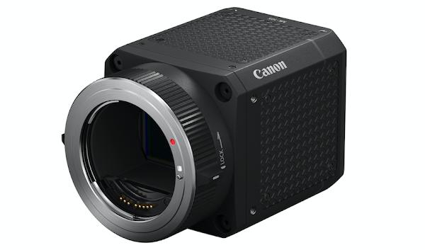 Pequena e robusta, a nova Canon ML-105 EF grava no escuro
