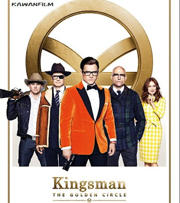 Kingsman: The Golden Circle (2017) Bluray Subtitle Indonesia