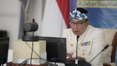 Gubernur Jabar Akan Rayakan Iduladha di Rumah Dinas