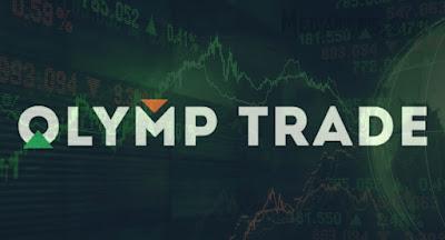 Proses pendaftaran Olymp