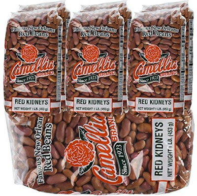 Camellia Beans - New Orleans Red Kidney Beans