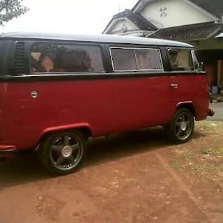 Dijual VW Kombi 77  Bisa tukar tambah ...