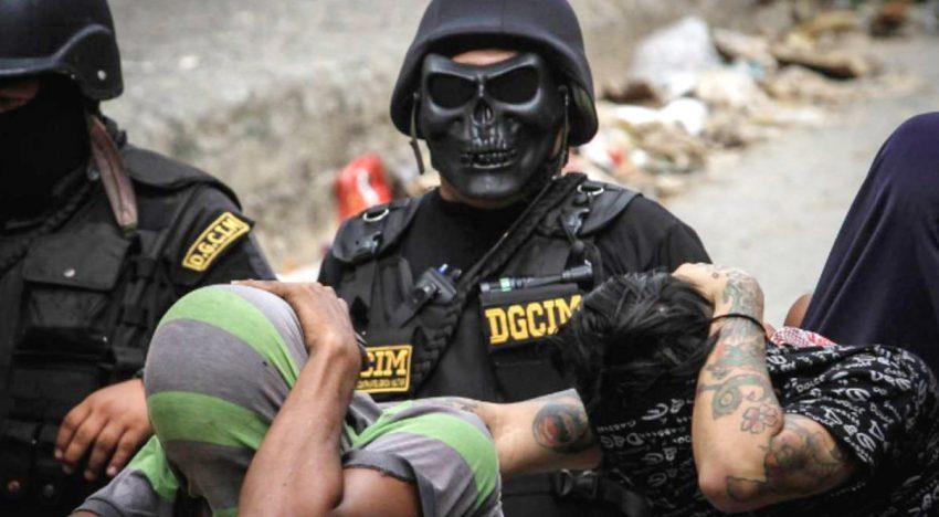 Prohibidas en las olp las m scaras de la muerte y for Ministerio de relaciones interiores y justicia