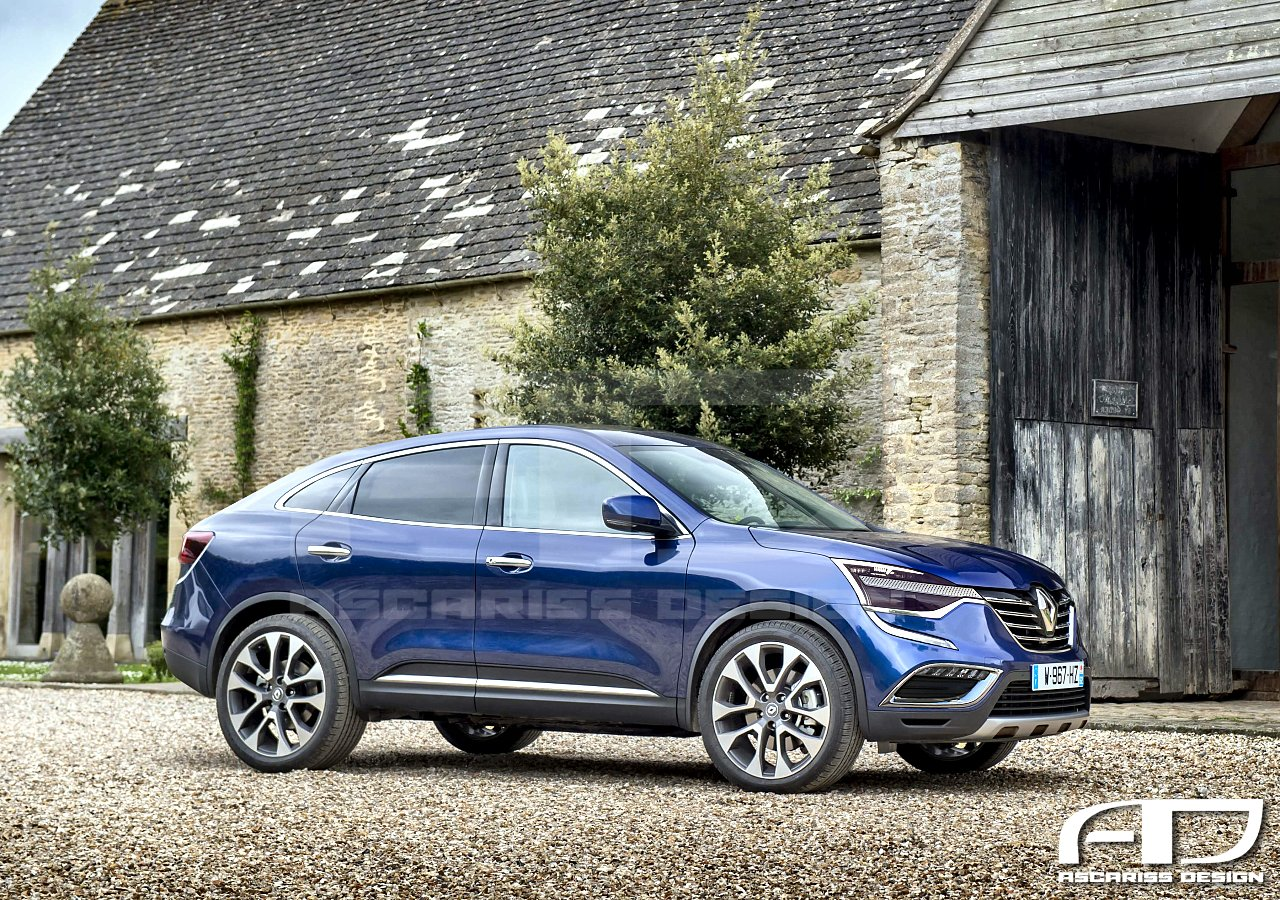 Renault Koleos Coupe