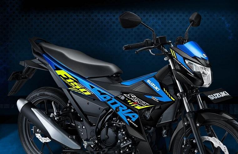 Suzuki Satria F150 Kini Hadir dengan 3 Warna Baru, Harga Tetap Rp 25 jutaan