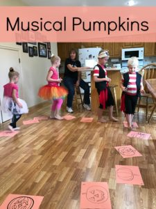 Practical Mondays: Musical Pumpkins!