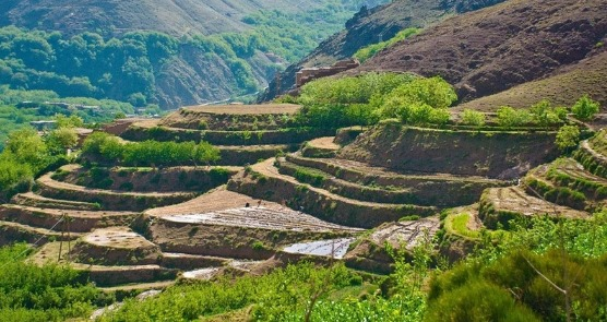 افضل الاماكن السياحية في المغرب