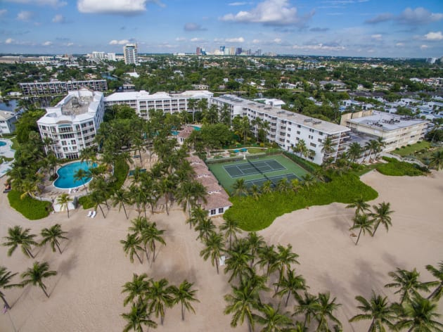 Lago Mar Beach Resort & Club. The Fort Lauderdale beachfront resort that is decidedly, and purposefully, different.
