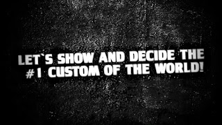 LET's SHOW AND DECIDE THE No.1 CUSTOM OF THE WORLD