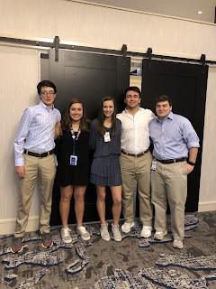 Montgomery Catholic Students Find Successes At Youth Legislature 1