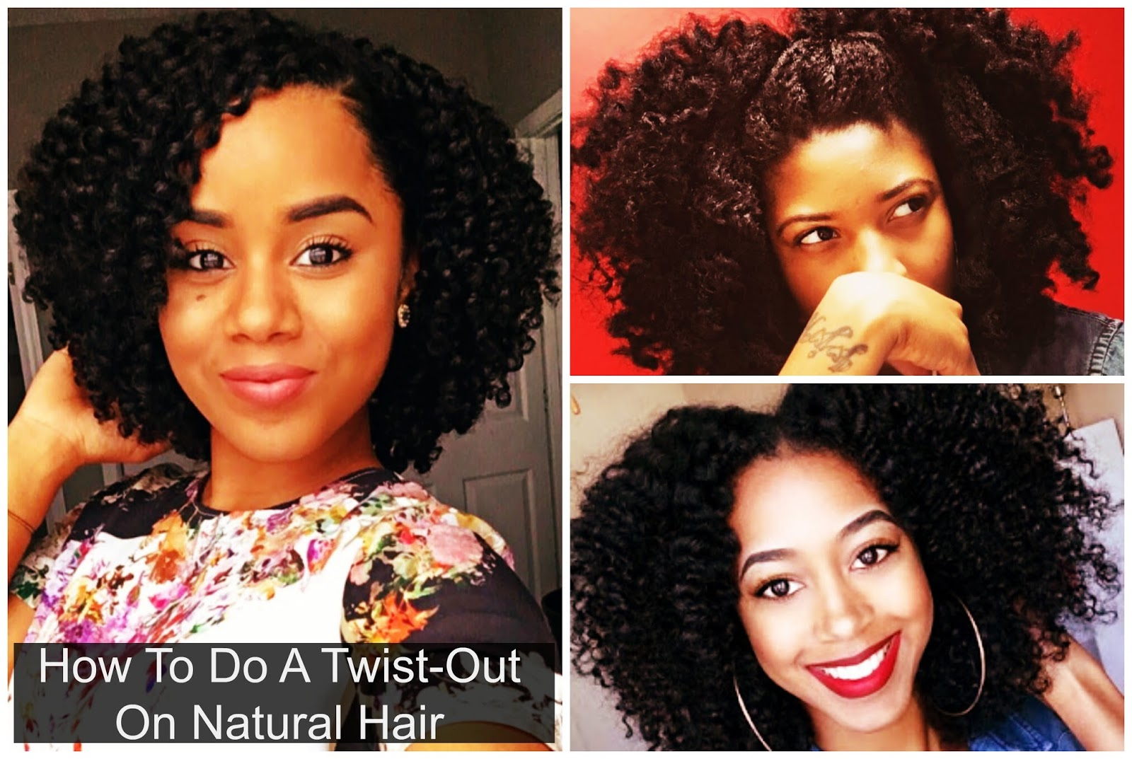 Natural Hairstyle Twist Outs How To Create Them Easily