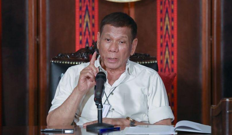 President Rodrigo Duterte to address the public anew