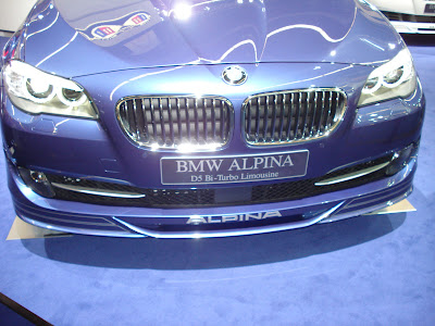 Alpina D5 Bi-Turbo