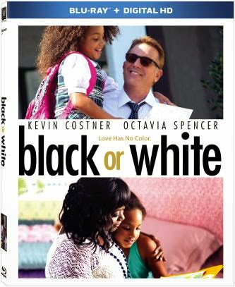 Blu-ray Review: Black or White
