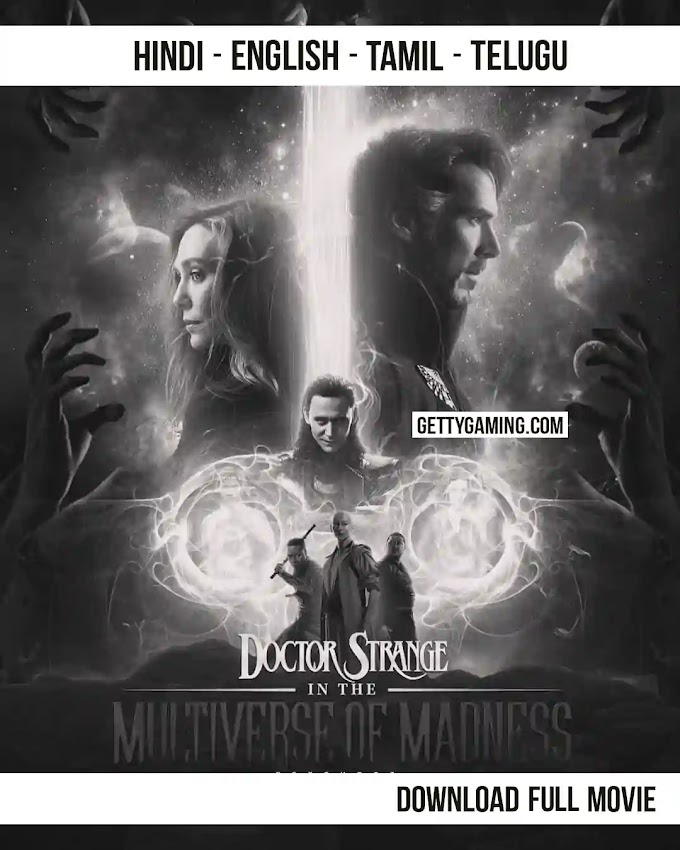 Doctor Strange 1 (2016) now is available in Filmyzilla