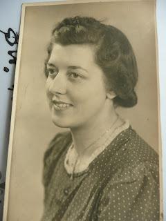 Joan Honey, later Delve