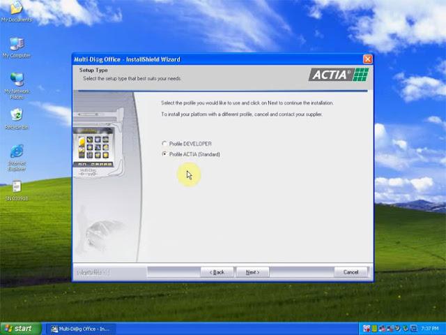 Profil-ACTIA-Standard