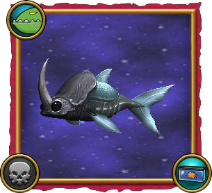 Wizard101 Khrysalis Fish Fishing Guide - School, Location
