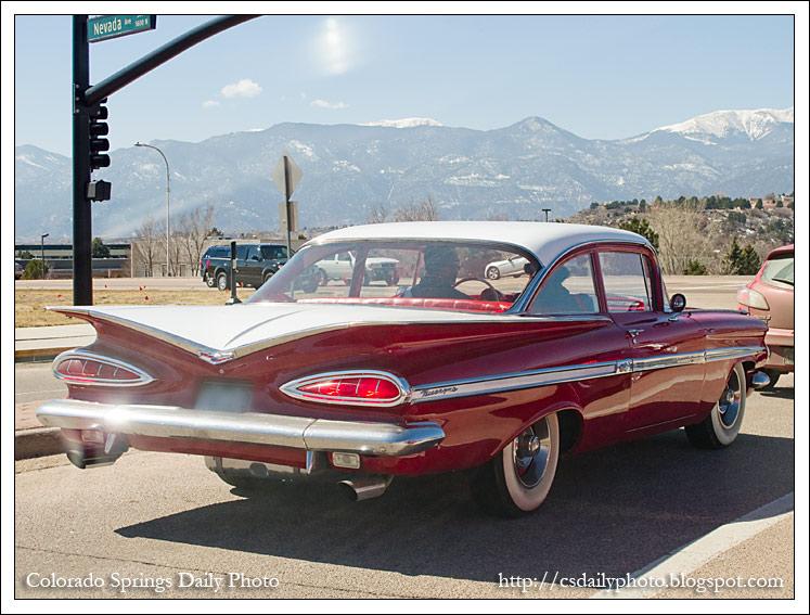 Cool Rides Of Colorado Springs >> Colorado Springs Daily Photo 59 Buick