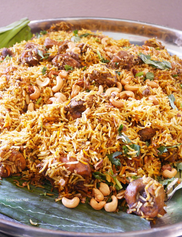 Briyani Ayam (Chicken)