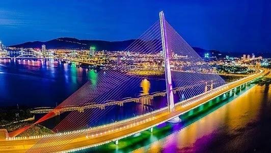 أطول 10 جسور معلقة في العالم