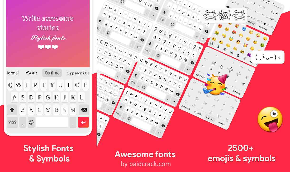 Fonts Type - Fonts Keyboard Premium Mod Apk