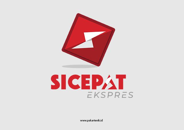 Vektor Logo Sicepat Format CDR dan PNG