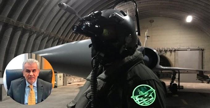 Οταν λέμε Mirage2000 με ΕΛΛΗΝΙΚΑ ΧΡΩΜΑΤΑ μιλάμε ΓΙΑ ΤΟΝ ΧΑΡΟ φταγμένο απο αλουμίνιο και inconel....!!!